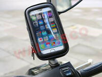 Motorcycle Bike Bicycle Scooter Mobile Phone Note Holder All Mobile device Set