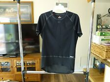 Pearli zumi Pro Series Black Men's S/S Athletic Shirt.  Size M. Excellent!