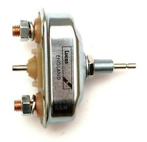Morris Minor Early Pull Type Starter Solenoid Switch - LUCAS 3H949 76701