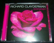 RICHARD CLAYDERMAN Evergreen (Tribute To Barbra Streisand) CD – Like New