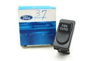 NEW OEM Ford Fan Override Switch F6HZ-14806-BA Ford L85 L95 Series Truck 1996-98