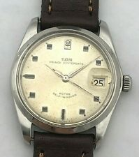 TUDOR PRINCE OYSTERDATE SMALL ROSE REF 7996 FROM 1966 AUTOMATIC 34 MM