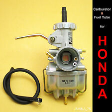 Honda CB100 K0-K2 CB125 S S1 S2 CL100 CL125 S SL100 SL125 XL100 XL125 Carburetor