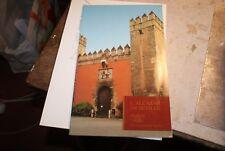 Alcazar de Séville : guide de visite