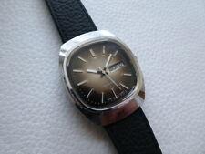 Beautiful Very rare Vintage GLASHUTTE Spezichron Men's dress watch from 1970's!
