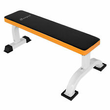 Multipurpose Weight Bench Flat Crunch Board Ab Fitness Sit Ups Utility Workout