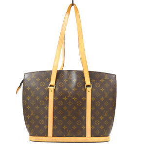 LOUIS VUITTON BABYLONE SHOULDER TOTE BAG PURSE MONOGRAM M51102 cyi 60948