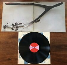 WISHBONE ASH - 1970 pink label mca VINYL LP