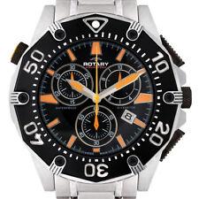 Rotary Men's AGB90036/C/04/G Aquaspeed Sports Chronograph Bracelet Swiss Watch