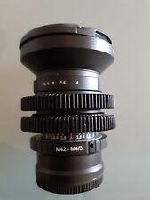 Anamorfake Lens 49mm M42 M4/3 2,8f 37mm