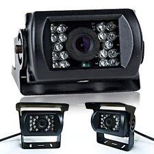 Auto Cámaras de Marcha Atrás Coche Trasera Reversing IR LED Visión Nocturna HD