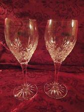 Galway O'Hara Irish Crystal Red Wine Glasses