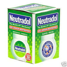 3 x Neutradol Gel Odour Destroyer Super Fresh