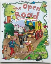 The Open Road (Wind in the Willows) by Miles Kelly Publishing Paperback Book