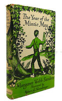 Margaret Webb Sanders THE YEAR OF THE MINTIE MAY  1st Edition 1st Printing