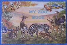 MY ZOO BOOK Album of 24 Cards Playhour British Childrens Comic Giveaway 1960's