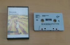 Genesis Nursery Cryme UK Cassette Album Charisma Virgin CHCMC22 Prog Rock