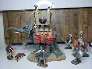 Elastolin 7 cm Elephant germany figuren n lineol  N diedhoff n janestkzi arts