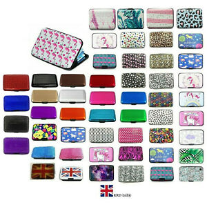RFID CREDIT CARD HOLDER Case Protector Waterproof Anti-Theft Contactless Block