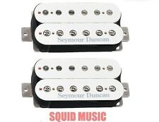 Seymour Duncan Distortion SH-6 Mayhem White Pickup Set (FREE WORLDWIDE SHIPPING)