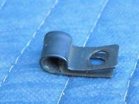 Hood Release Pull Cable Mounting Guide Clip C4 Corvette OEM 1989
