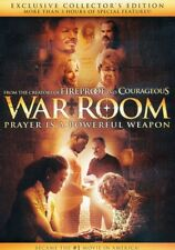 War Room Exclusive Collector's Edition (DVD, 2015) Prayer is a Powerful Weapon