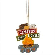 S'more Campers have S'more Fun Ornament Free Ship Usa