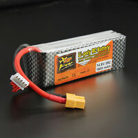 ZOP Power 1800mAh-8000mAh 7.4V-22.2V 2S-6S 30C-45C Lipo Battery For RC Airplane