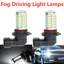 2x LED Fog Lights Fit For 2005-2008 Toyota Corolla 10W 9006 HB4 6000K HID White