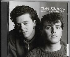 CD ALBUM 8 TITRES--TEARS FOR FEARS--SONGS FROM THE BIG CHAIR--1985