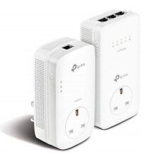 TP-LINK (TL-WPA8630P KITV 2) AC1350 Wireless Dual Band Powerline Kit Adattatore, AV2
