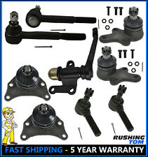 Front Ball Joint Tie Rod End 9 Pc Suspension Kit Set for 89-95 Toyota Pickup 2WD