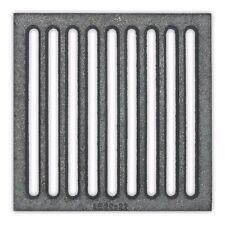 Ofenrost Gussrost Ascherost Tafelrost Kaminrost 22 x 22 cm Gußrost für Spartherm