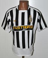 JUVENTUS ITALY 2003/2004 HOME FOOTBALL SHIRT JERSEY NIKE SIZE M ADULT