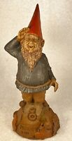 PATRIOT-R 1991~Tom Clark Gnome~Cairn Studio Item #5146~Edition #34~w/COA & Story