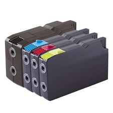 4 Ink Cartridges Set for Lexmark 200 XL / 210 XL OfficeEdge PRO4000 PRO4000C