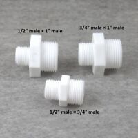 Hose Pipe Tube Plastic Connector Joint Equal Straight,Reducing,Y-Piece,T-Piece