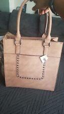 black rivet wilson leather purse
