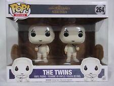 Funko Pop! Movies THE TWINS 2 Figure Set Miss Peregrine's Peculiar Children NEW