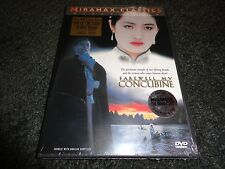 FAREWELL MY CONCUBINE-Woman comes between 2 lifelong friends-GONG LI-Chinese