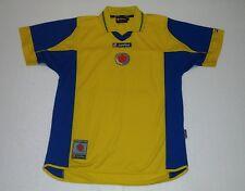 2004 SELECCION COLOMBIA LOTTO L IVAN VALENCIANO JERSEY JAMES VALDERRAMA M S