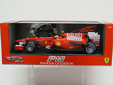 Alonso Ferrari F10 Bahrain Gp Edition 1/18 T6287