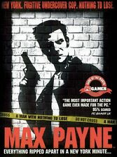 Max Payne Steam Game PC Cheap