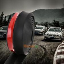 Auto Spoilerlippe Spoiler Frontspoiler Lippe Seitenschweller Gummi 2.5mx65mm Top