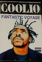 Vintage Tape, COOLIO: FANTASTIC VOYAGE, 1994 Maxi-Single, Hip-Hop, Rap Cassette