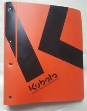 2014 KUBOTA M5660SUHF / M5660SUHD TRACTOR WORKSHOP SERVICE MANUAL