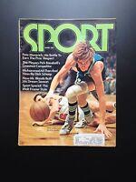 MARCH 1971 SPORT vintage magazine PETE MARAVICH Pistol Pete