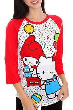 Hello Kitty Party Raglan