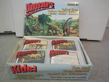 1X 1993 DINOSAURS Mesozoic Era PACK Bulk lot available T-Rex Jurassic Triassic
