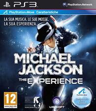 MICHAEL JACKSON THE EXPERIENCE GIOCO NUOVO PER PS3 EDIZIONE ITALIANA PS3015102